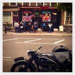 The Cow Pub, London