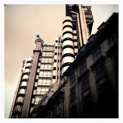 Architecture, The Lloyds's Building, London