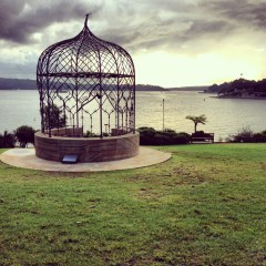 A Folly for Mrs Macquarie, Sydney Royal Botanic Gardens